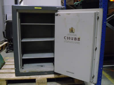 Used office furniture safes and fireproof cabinets