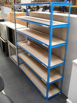 Used Office furniture Warehouse Racking systems
